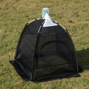 Soil Emergence Trap - Black