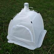 Soil Emergence Trap - White