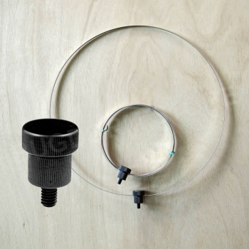 "Insect Net Ring (Ø60 cm, 5/16"" male connector)"