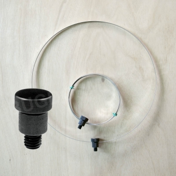 "Insect Net Ring (Ø46 cm, 1/2"" male connector)"