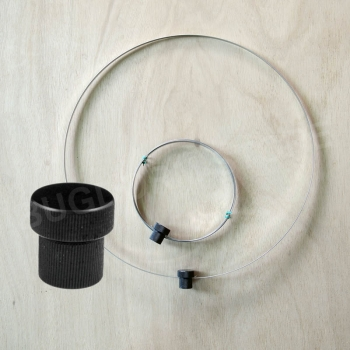 "Insect Net Ring (Ø38 cm, 5/16"" female connector)"
