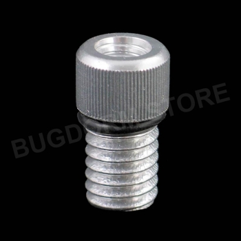 "Adapter for Insect Net Ring / Handle (5/16"" female to 1/2"" male)"