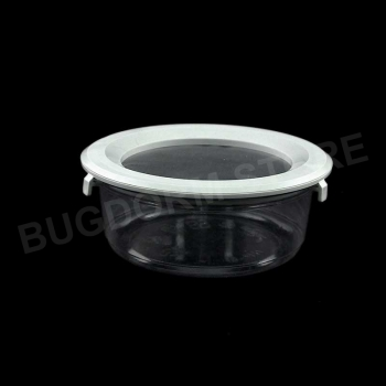 Pint-sized Insect Pot with Snap Lid (240 ml, mesh screen)